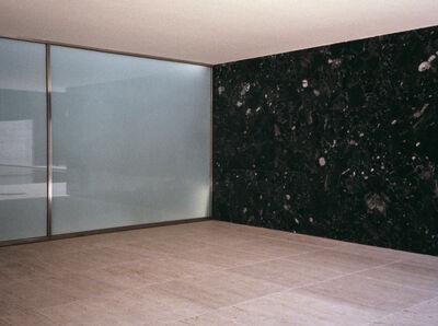 Shelagh Keeley, 'Barcelona Pavilion II', 1986/2012