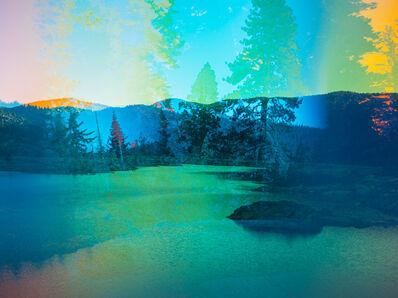 Terri Loewenthal, 'Psychscape 809 (Lower Bear River Reservoir, CA)', 2017