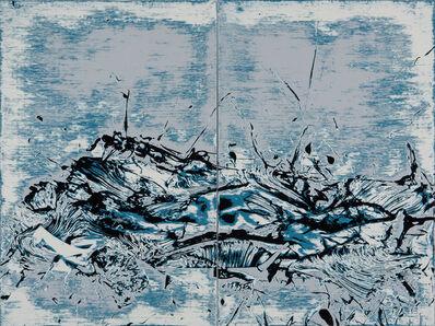 James Smeaton, 'Ocean Ceremony (diptych)', 2015