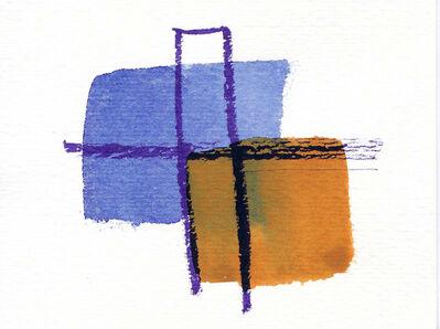 Lucila Vieira, 'Cobo 3 - mini painting', 2019