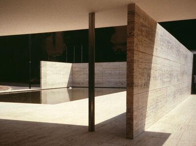 Shelagh Keeley, 'Barcelona Pavilion IV', 1986/2012