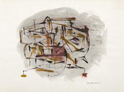 Dorothy Dehner, 'Untitled', 1954