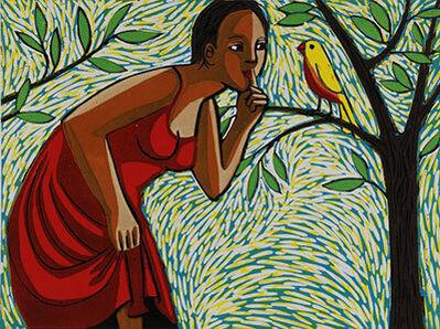 Anita Klein PPRE, 'Bird with a Secret', 2014