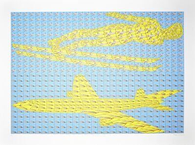 Thomas Bayrle, 'Flying Home', 2010-2020