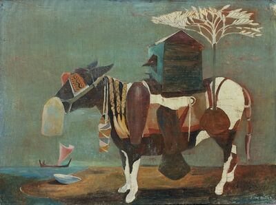 Paton Miller, 'Donkey Caravan', unknown