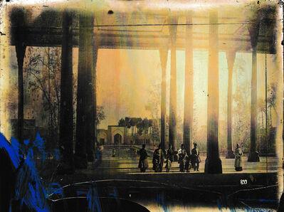 Firouz Farmanfarmaian, 'RetroProjection Panneau 1', 2015