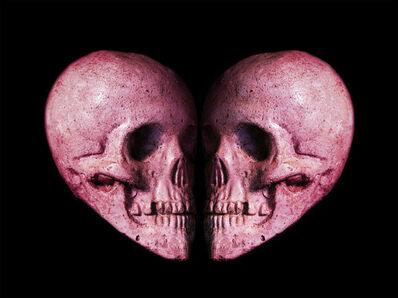 Yves Hayat, 'MEMENTO MORTEM - LA MORT EN ROSE', 2012