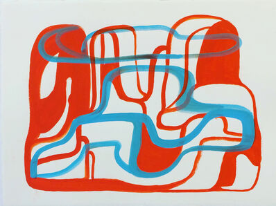 Joanna Pousette-Dart, 'Jason's Drawing', 2008