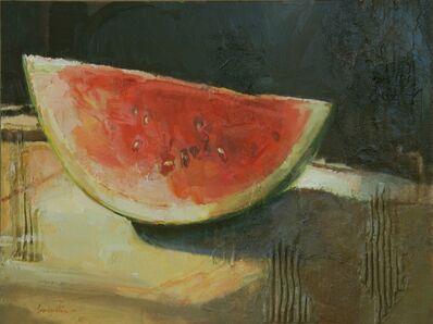 "Francis Livingston, '""Watermelon""', 2014"