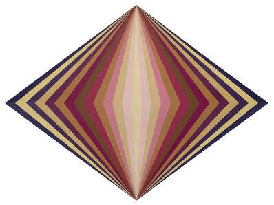 Hercules Barsotti, 'Conexões cruzadas I', 1973