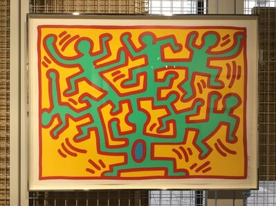 Keith Haring, 'Growing Suite (No. 2)', 1988