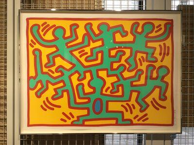 Keith Haring, 'Growing Suite (No. 2)', 1988