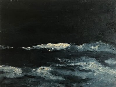 Peter Schroth, 'Cold Sea 1', 2018