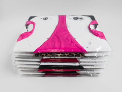 Olivia Mihaltianu, 'Unisex Underwear Mask, One Size Fits All', 2020