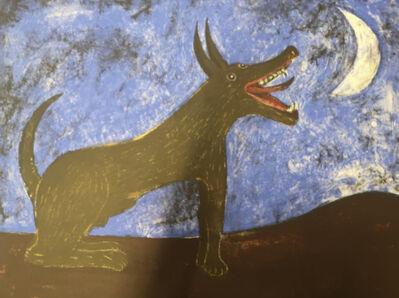 Rufino Tamayo, 'Moon Dog'