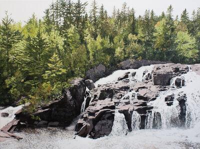 Julie Desmarais, 'La Chute (Parc Régional des Chutes Monte-à-Peine et des Dalles, Québec)', 2019