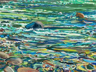 Lilian Garcia-Roig, 'Cumulative Nature: Solid Fluidity', 2019