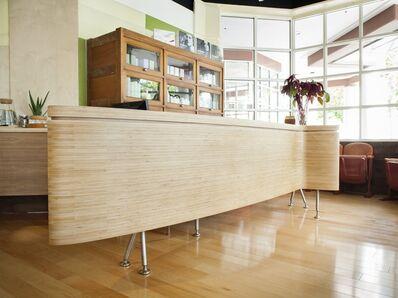 DMG Design SF, 'Reception Desk', 2013