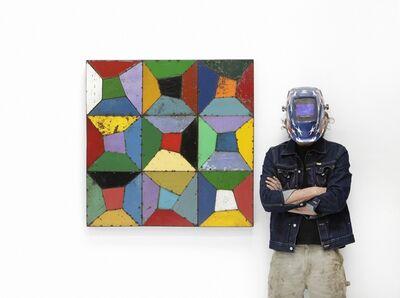 David Buckingham, 'Color Study #67 (I don't wanna grow up) ', 2012
