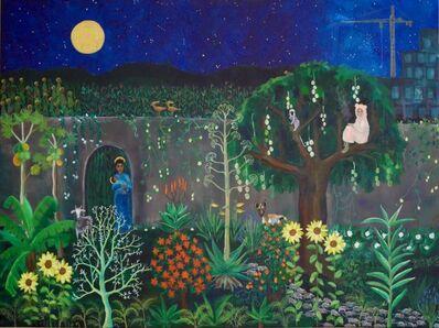 Aleta Armstrong, 'Midnight Garden in Ezulwini', 2018