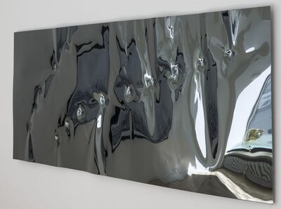 Hubertus Hamm, 'Molded Mirror No. 31', 2014