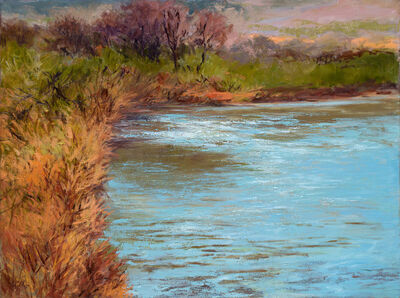 Martha Mans, 'Bend in the River', 2018