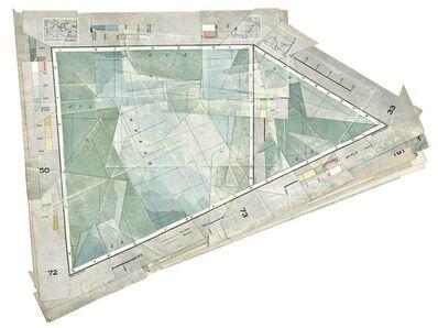 Gerhard Marx, 'Depths in Feet (Cavity)', 2015