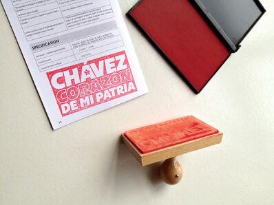 Alessandro Balteo-Yazbeck, 'Rubber-stamp-me', 2012