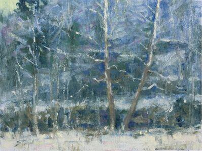 John Stanford, 'Snow V', ca. 2017