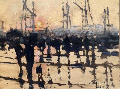 Olivier Suire Verley, 'Sunset', 2019