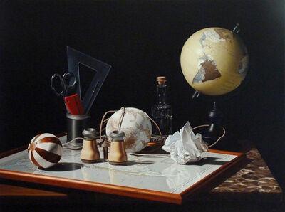 Renato Meziat, 'Globe', 2014