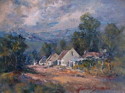 Anton Benzon, 'Workers Cottages', ca. 2013
