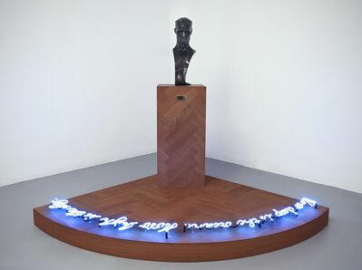 Marinus Boezem, 'Le Penseur', 2002