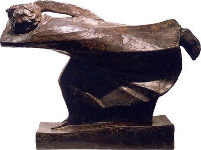 """Ernst Barlach, ' """"Der Raecher"""" ', 1914"""