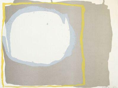 William Scott (1913-1989), 'Iona', 1961