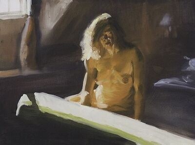 Eric Fischl, 'Untitled (April), 1998', 1998