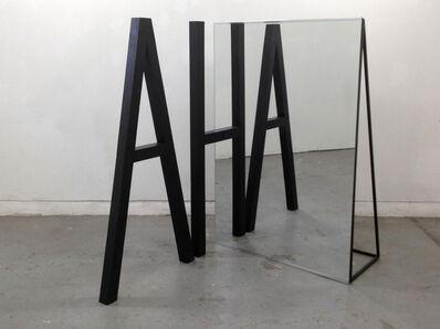 Alicia Eggert, 'AHA', 2013