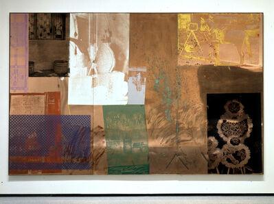 Robert Rauschenberg, 'Copperhead Grande / ROCI CHILE', 1985