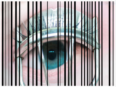Malena Mazza, 'EyeCage', 1993