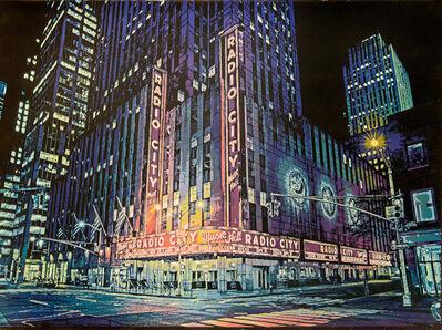 Logan Hicks, 'Radio City Music Hall', 2018