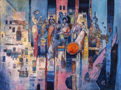 Taha Sabban, 'Hennah Night', 2015