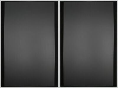 Peter Demos, 'Untitled (Left) and Untitled (Right)', 2013