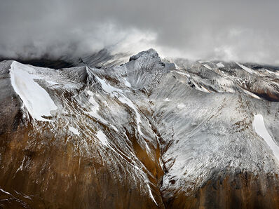 Edward Burtynsky, 'Mount Edziza Provincial Park #1, Northern British Columbia, Canada'