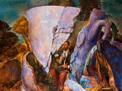 Samuel Bak, 'Familiar '