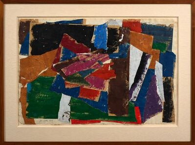 John Little, 'Collage', 1959