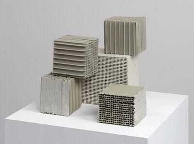 Anika Schwarzwald, 'Structured Packing', 2016