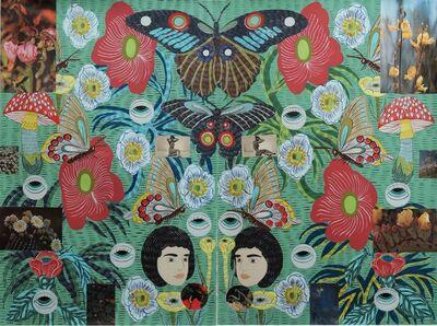 Iruka Toro, 'Mariposa Mirror', 2016