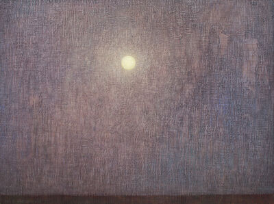 David Grossmann, 'Night with Full Moon', 2019