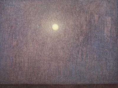 David Grossmann, 'Night with Full Moon', 2019