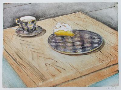 Francis Wishart, 'Untitled (Pie and Tea)', 2019